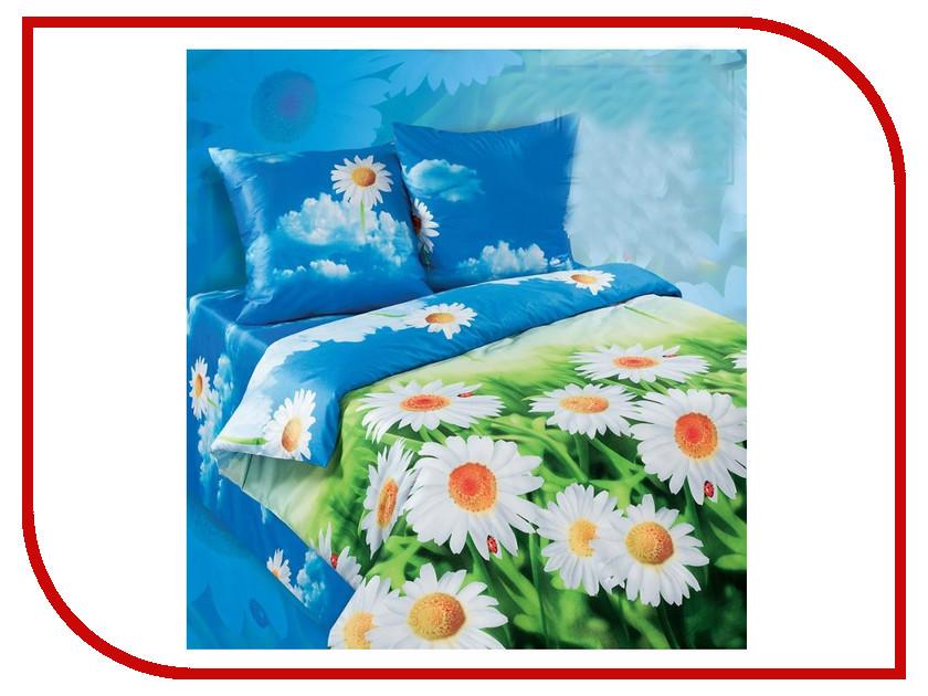 Постельное белье Экзотика 377 Комплект 2 спальный Сатин постельное белье рагнеда сатин 2 спальный
