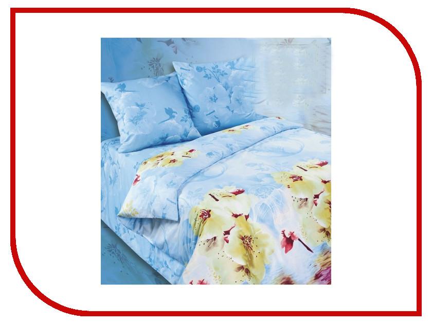 Постельное белье Экзотика 305 Комплект 2 спальный Сатин постельное белье рагнеда сатин 2 спальный