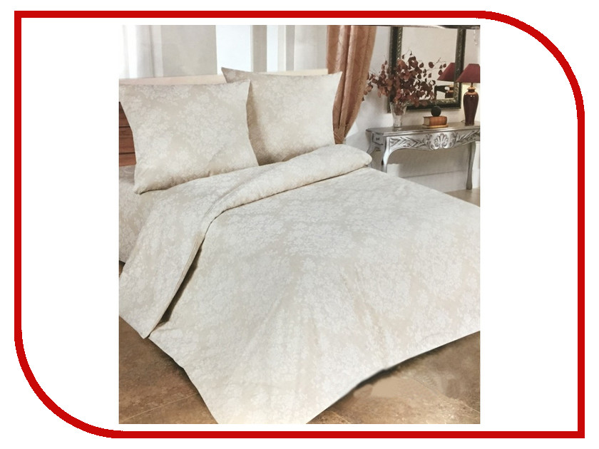 Постельное белье Экзотика Кружевница Комплект 2 спальный Поплин