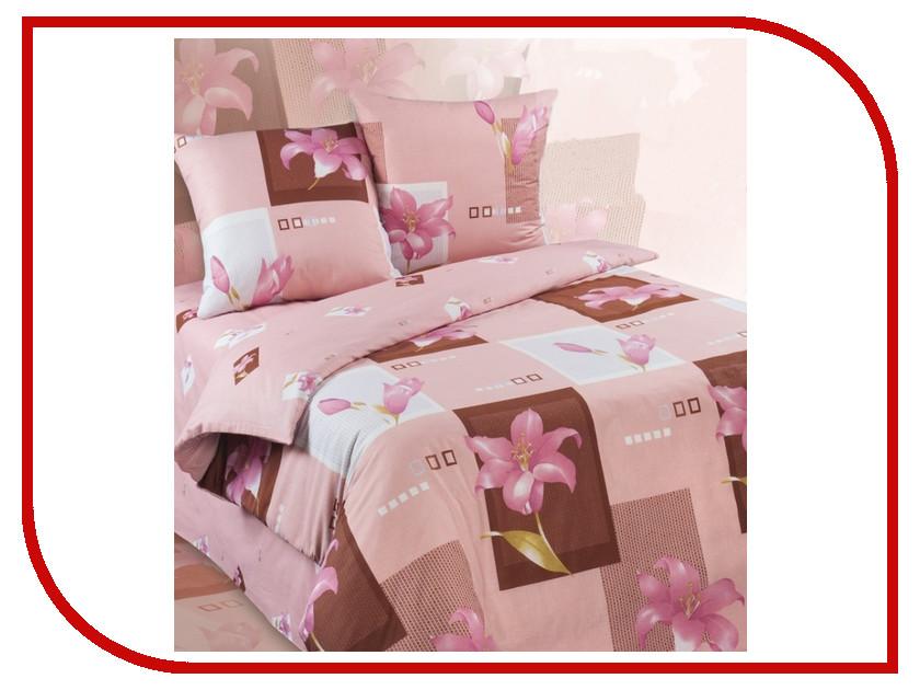 Постельное белье Экзотика Шармель Комплект 2 спальный Поплин постельное белье экзотика светлана комплект 2 спальный поплин