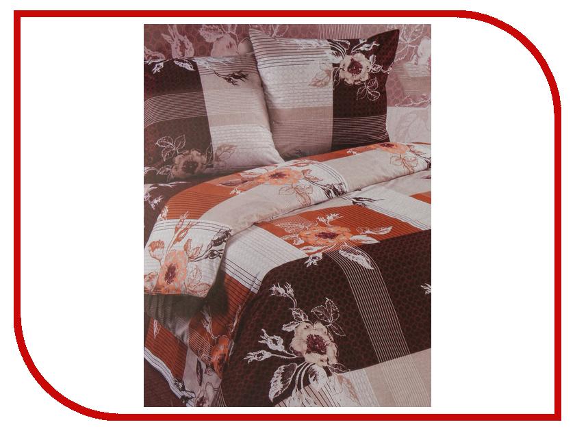 Постельное белье Экзотика Прованс Комплект 2 спальный Поплин постельное белье экзотика кантри комплект 2 спальный поплин