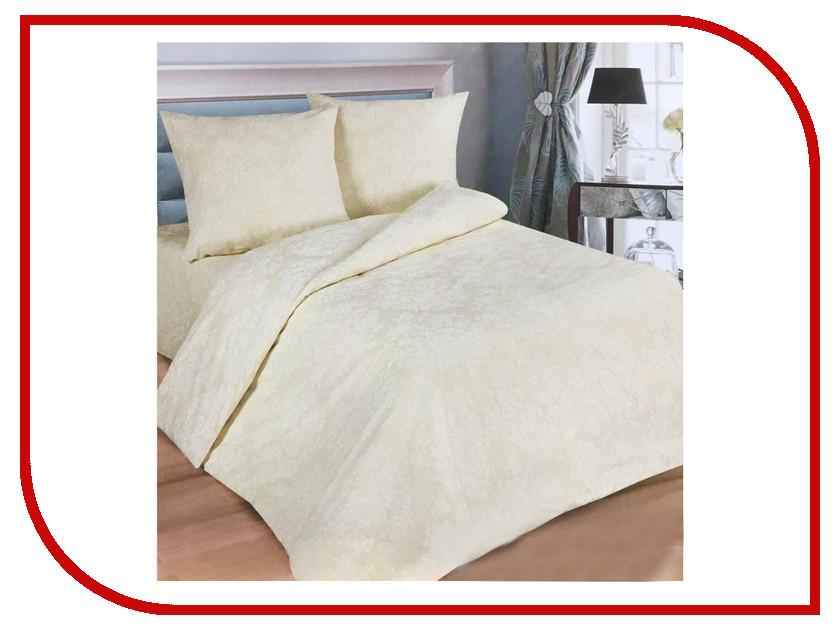 Постельное белье Экзотика Белый танец Комплект 2 спальный Поплин постельное белье экзотика адель комплект 1 5 спальный поплин