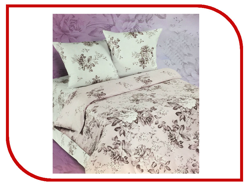 Постельное белье Экзотика 477 Комплект 2 спальный Поплин постельное белье экзотика кантри комплект 2 спальный поплин