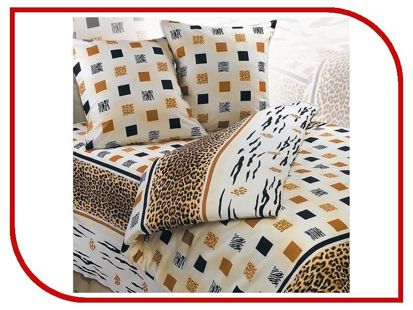 Постельное белье Экзотика Восток Комплект 1.5 спальный Поплин стоимость