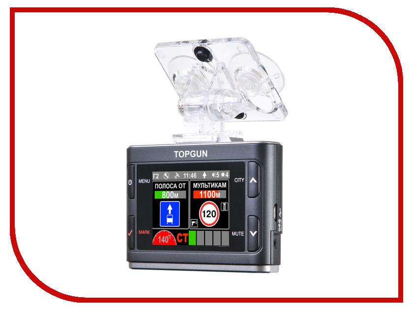 Радар-детектор Intego TopGun видеорегистратор intego vx 306dual