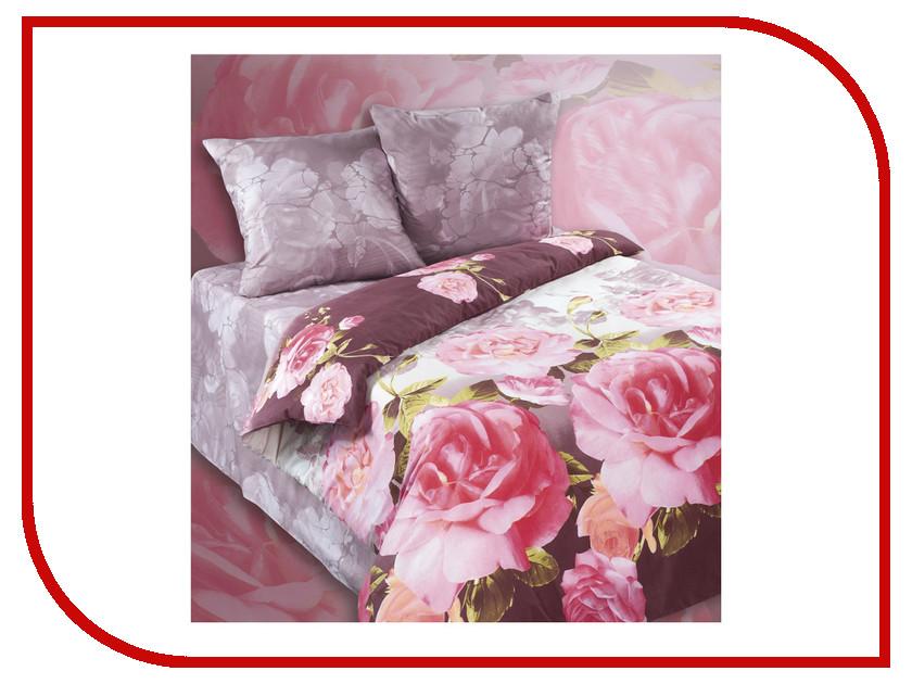 Постельное белье Экзотика 382 Комплект 1.5 спальный Поплин
