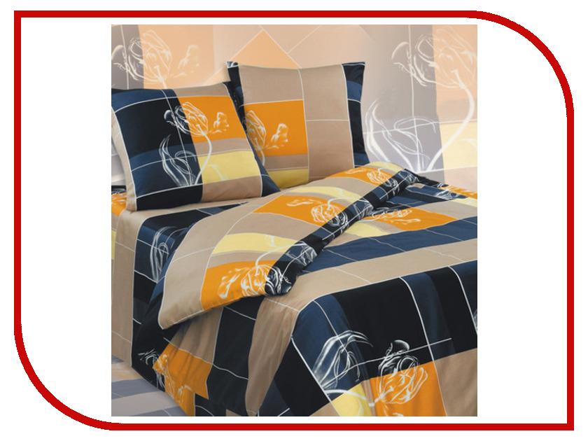 Постельное белье Экзотика Эгоист Комплект Евро Сатин постельное белье экзотика реноме комплект евро сатин