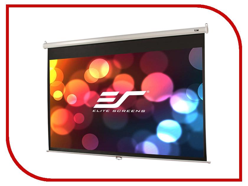Экран Elite Screens M120XWV2 183x244cm Manual M120XWV2 White