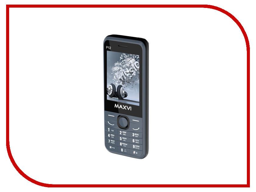 Сотовый телефон Maxvi P12 Marengo цена 2017
