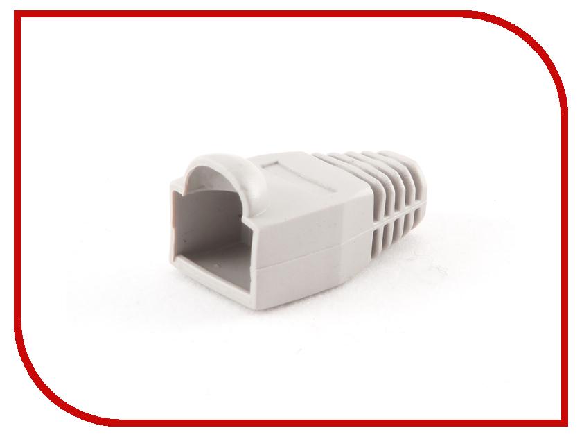 Колпачок Gembird для коннектора RJ-45 White BT5WH/5 - 100шт колпачок gembird для коннектора rj 45 grey bt5gy 5 100шт
