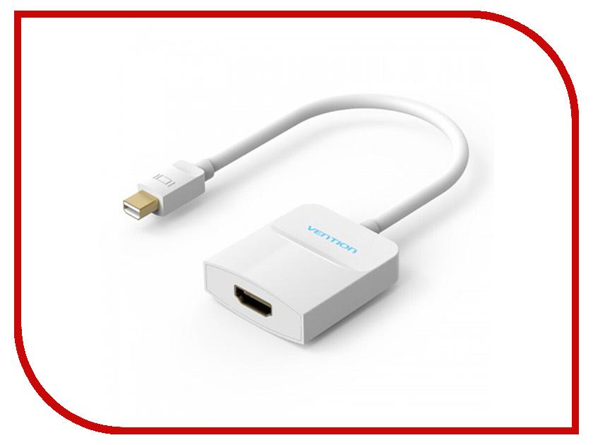 Аксессуар Vention mini DisplayPort 20M / HDMI F HBCWB vention abaaf round mini hdmi to hdmi adapter cable