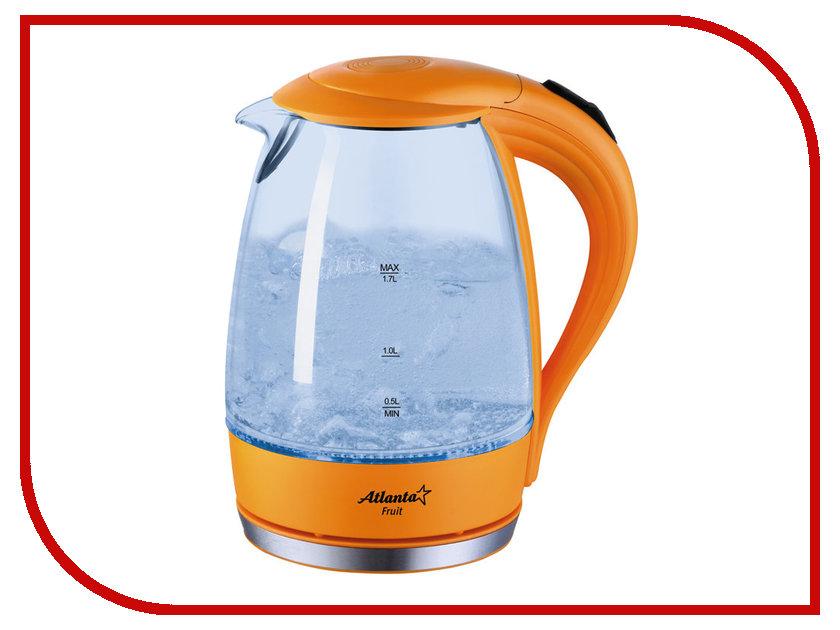 Чайник Atlanta ATH-2461 atlanta ath 2431 silver black чайник электрический