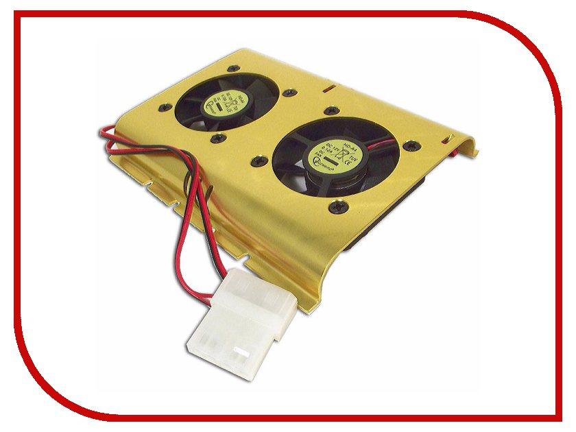 Аксессуар Система охлаждения Gembird HD-A4 fancase 4 gembird