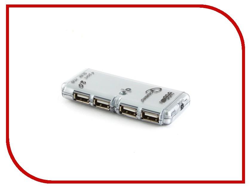 Хаб USB Gembird 4 Ports UHB-C244 хаб usb gembird 4 ports uhb c244