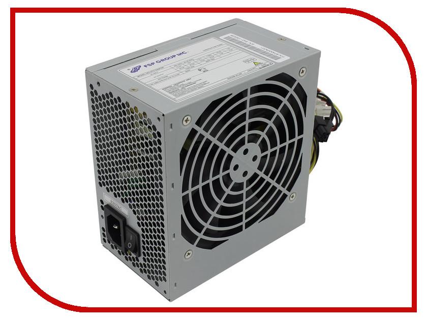 Блок питания FSP ATX-500PNR 500W atx un450 244554
