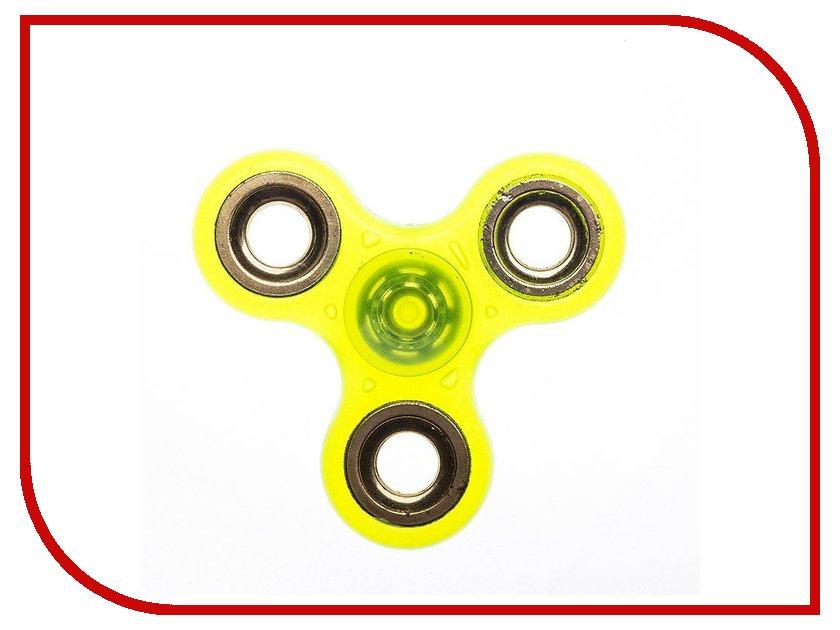 Спиннер Activ Hand Spinner 3-лопасти Hs07 Yellow 73262