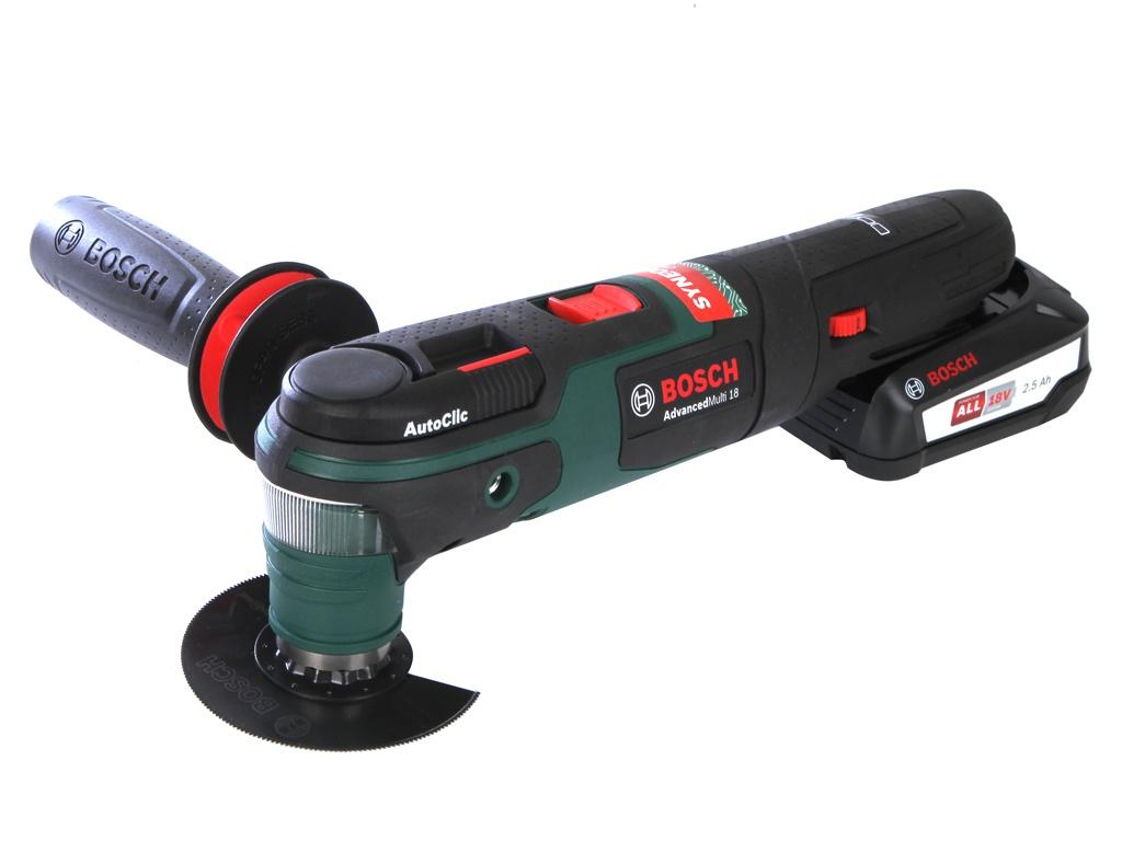 Шлифовальная машина Bosch AdvancedMulti 18 0603104021