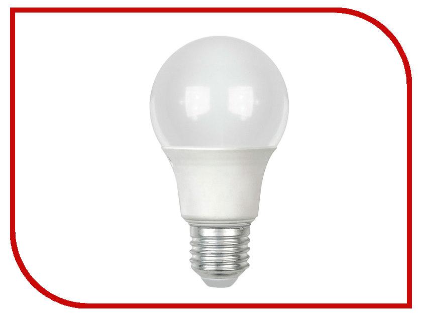 Лампочка Dialog LED A60-E27-9W-3000K лампочка dialog led a60 e27 12w 3000k