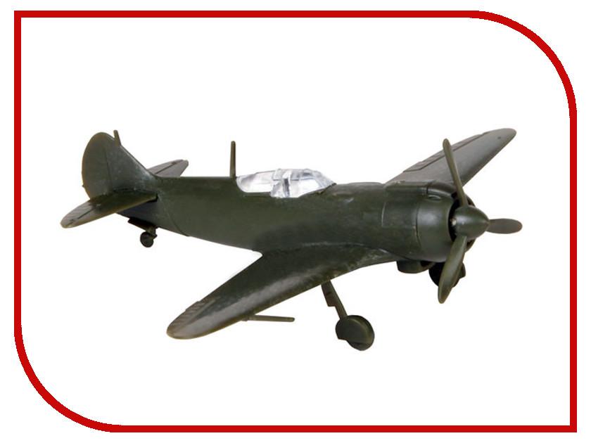 Сборная модель Zvezda Советский истребитель Ла-5ФН 6255