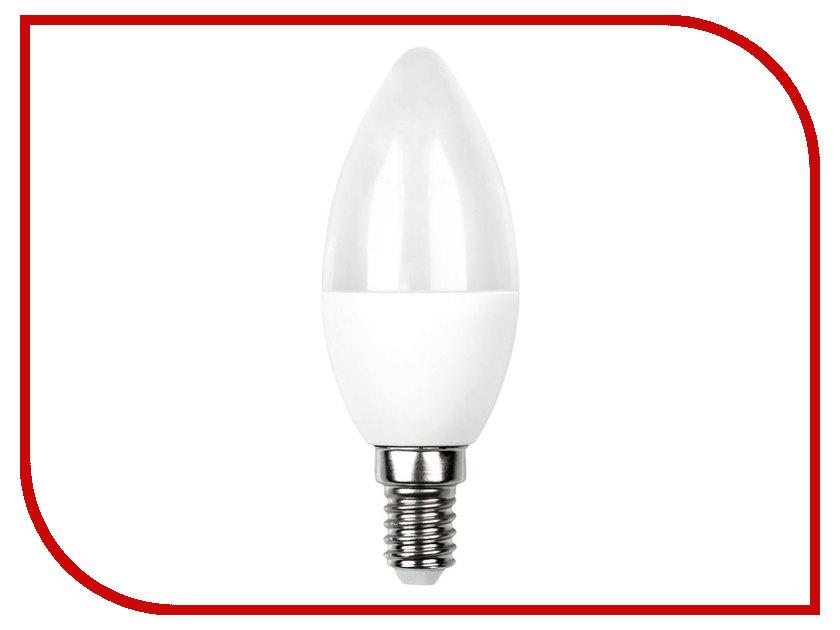 Лампочка Dialog LED C37-E14-4W-3000K лампочка dialog led a60 e27 12w 3000k