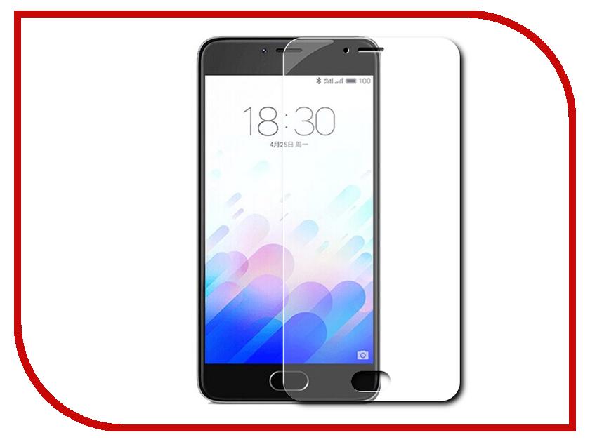 Аксессуар Защитное стекло Meizu M5C BoraSCO 0.2mm силиконовая накладка borasco 0 5 мм для meizu m3 max прозрачная