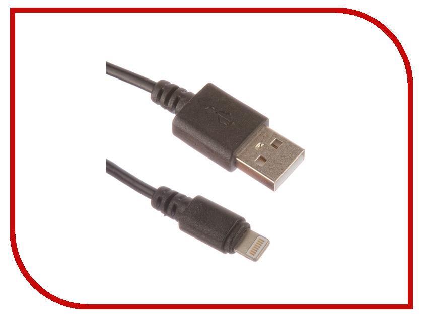 Аксессуар Dialog CI-0310 Lightning - USB AM 1m Black