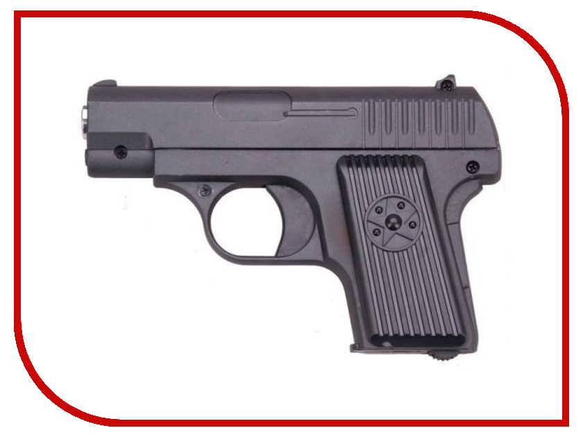 Страйкбольный пистолет Galaxy G.11 TT mini страйкбольный пистолет asg dan wesson 2 5 gold 17373 17374
