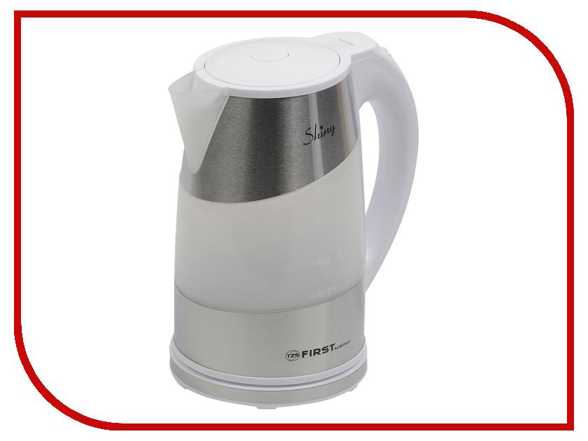 Чайник First 5417-3 чайник first 5417 1 1800 вт серый 1 5 л пластик