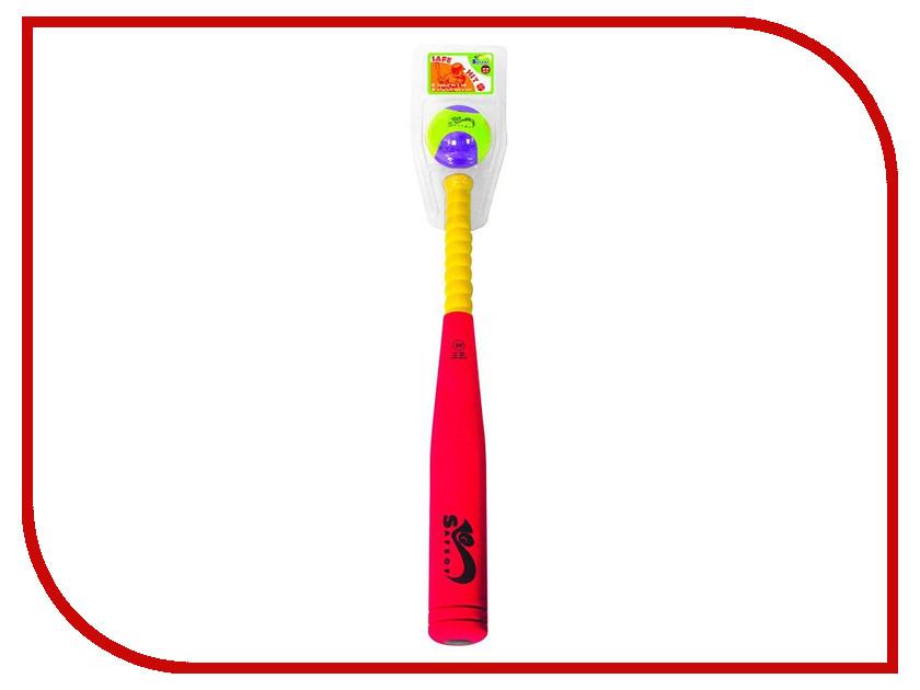 Игрушка SafSof Бита Бейсбольная Малая BB-21F бита бейсбольная cold steel tire boss bat 50 8 см