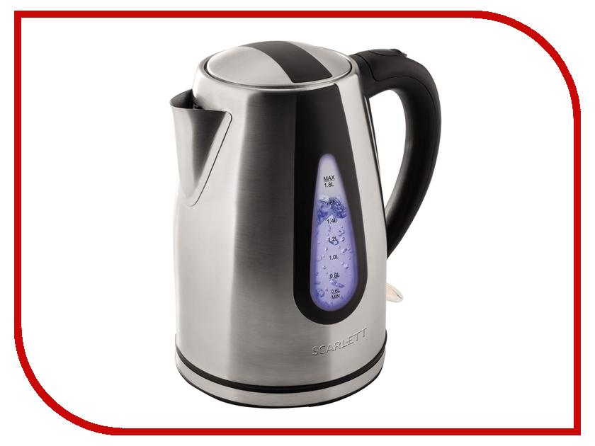 Чайник Scarlett SC-EK21S48 соковыжималки электрические scarlett соковыжималка цитрусовая scarlett sc je50c03 90вт