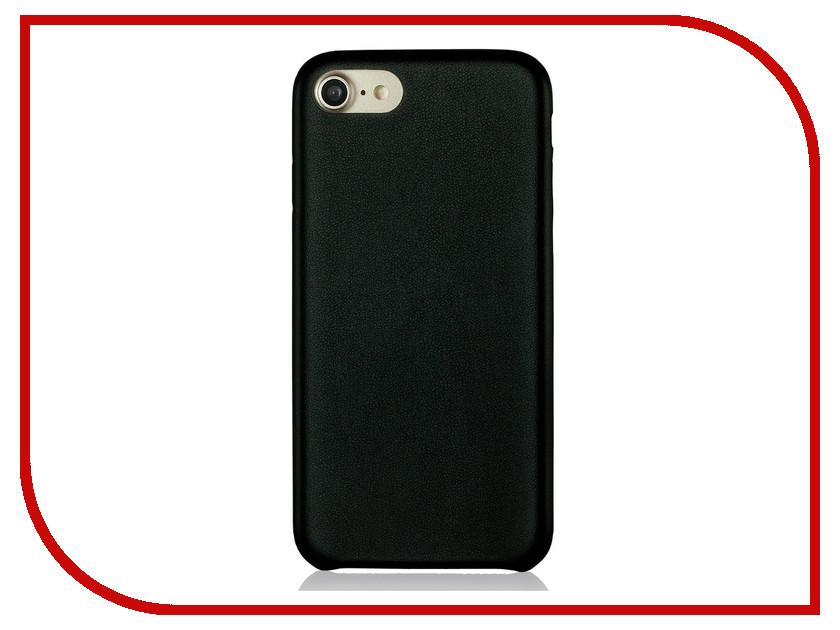 Аксессуар Чехол G-Case Slim Premium Black для APPLE iPhone 7 GG-823 g case slim premium чехол для apple iphone 7 black