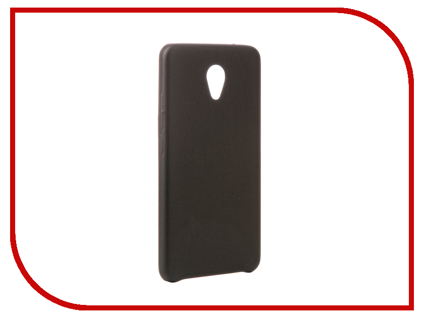 Аксессуар Чехол Meizu M5 Note G-Case Slim Premium Black GG-824