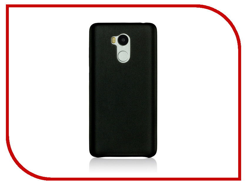 Фото Аксессуар Чехол Xiaomi Redmi 4 Pro G-Case Slim Premium Black GG-834 аксессуар чехол xiaomi redmi 5 plus g case slim premium black gg 918
