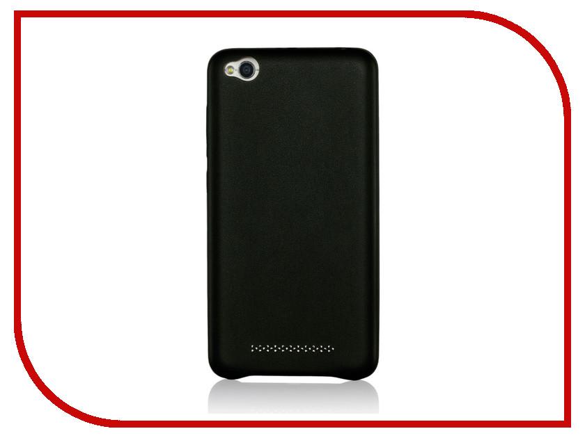 Фото Аксессуар Чехол Xiaomi Redmi 4A G-Case Slim Premium Black GG-835 аксессуар чехол xiaomi redmi 5 plus g case slim premium black gg 918