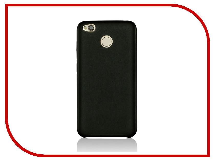 Аксессуар Чехол Xiaomi Redmi 4X G-Case Slim Premium Black GG-837