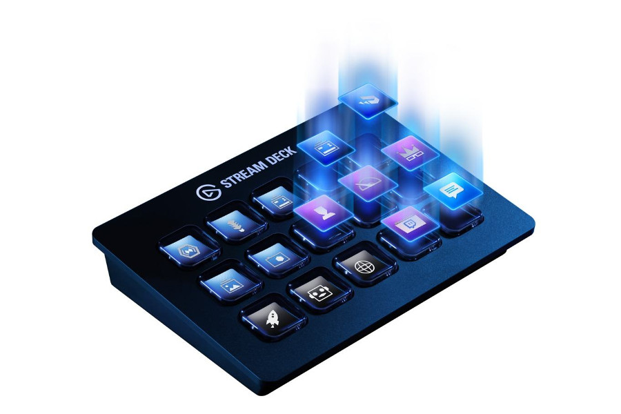 Клавиатура Elgato Stream Deck 10GAA9901