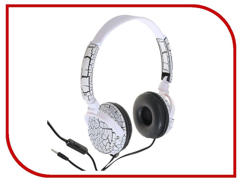 Гарнитура Luazon LV-149 White 1885649 купить адаптер к мотоблоку в минске
