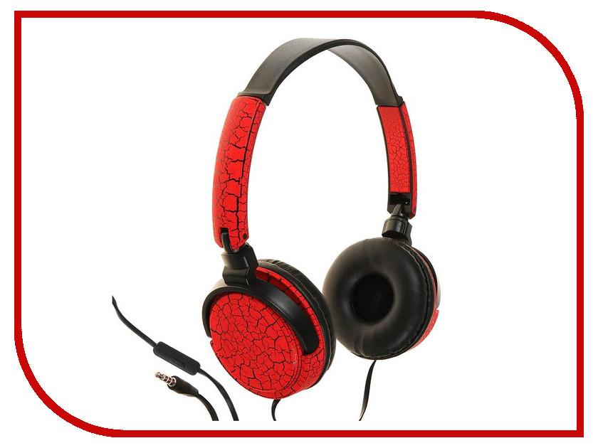 Гарнитура Luazon LV-150 Red 1885650 luazon lsk 1802 red