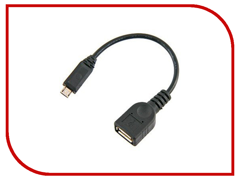 Аксессуар Activ OTG - Micro USB 15cm 62551