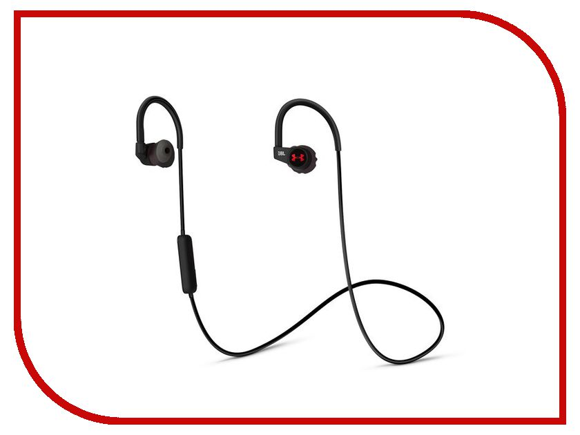 Гарнитура JBL Under Armour Sport Wireless Heart Rate Black under armour un001egojk43 under armour
