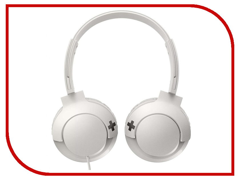 Гарнитура Philips SHL3075 White гарнитура philips she3515wt white