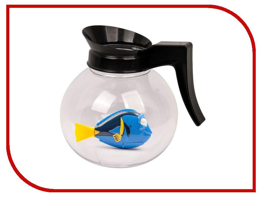 Игрушка Zuru Robofish Дори и аквариум-кофейник 25171 аквариум соль купить