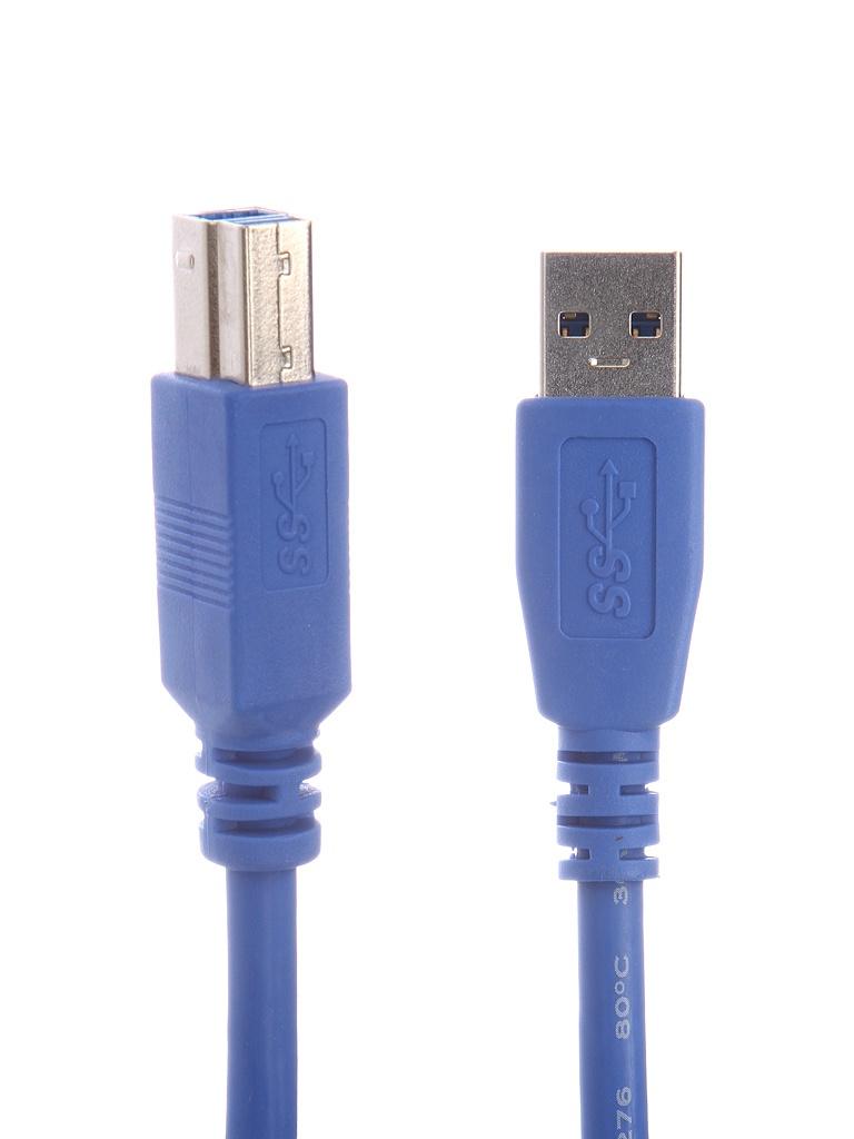 Аксессуар Gembird USB AM - BM 1.8m CCP-USB3-AMBM-6