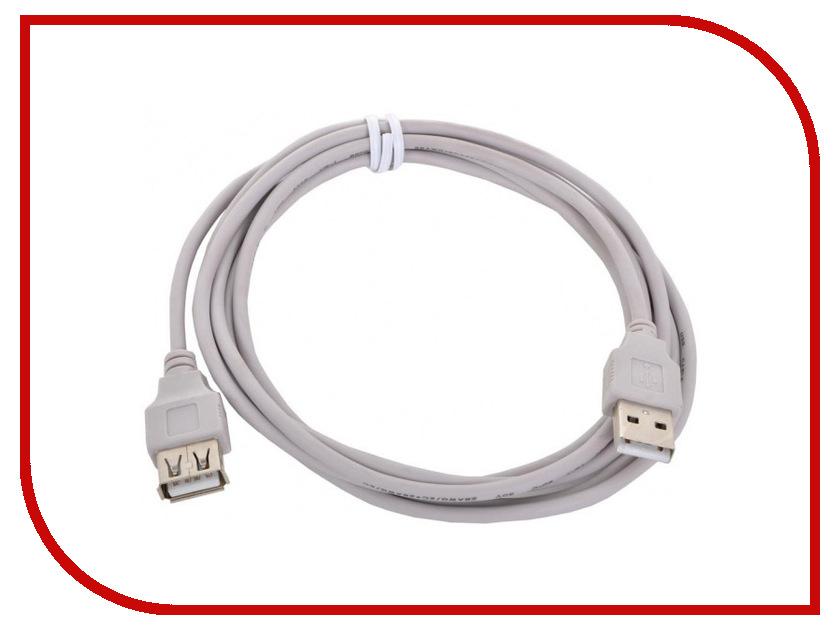 Аксессуар Gembird USB 2.0 AM/AF 1.8m CC-USB2-AMAF-6 аксессуар 5bites usb2 0 rj45 ua2 45 02wh white