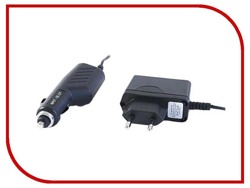 Зарядное устройство Gembird microUSB MP3A-CAR-KIT1