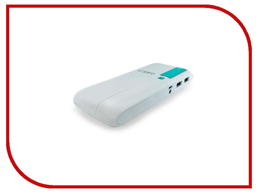 Аккумулятор CBR CBP-4100 10000mAh White