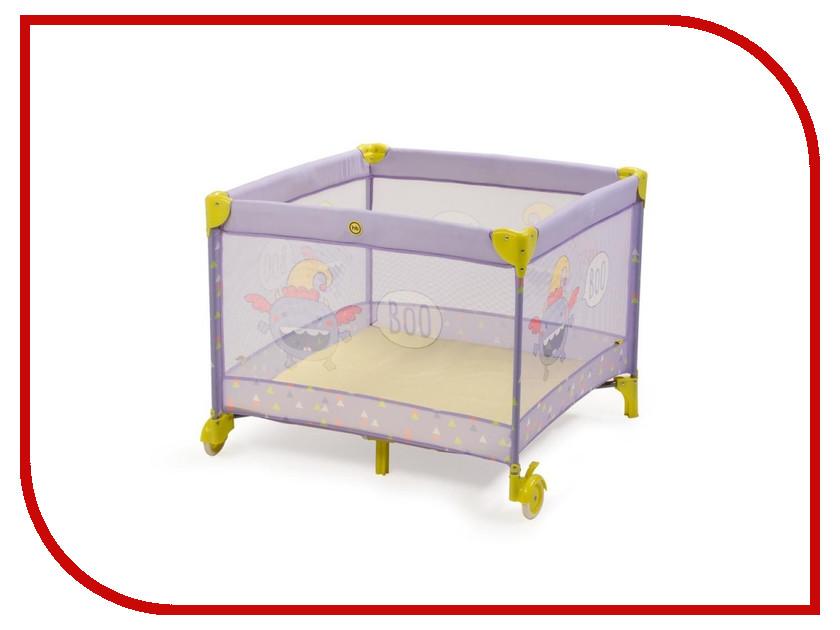 Манеж-кровать Happy Baby Alex Violet 4650069782384