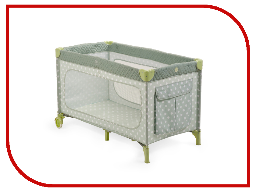 Манеж-кровать Happy Baby Martin Gray 4690624016813