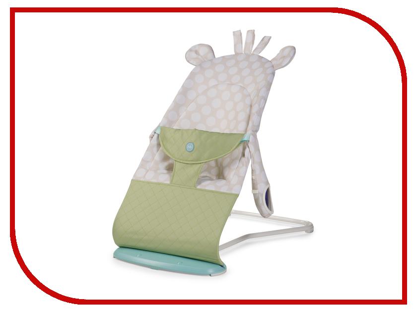 Кресло-шезлонг Happy Baby Sleeper Green 4650069782797