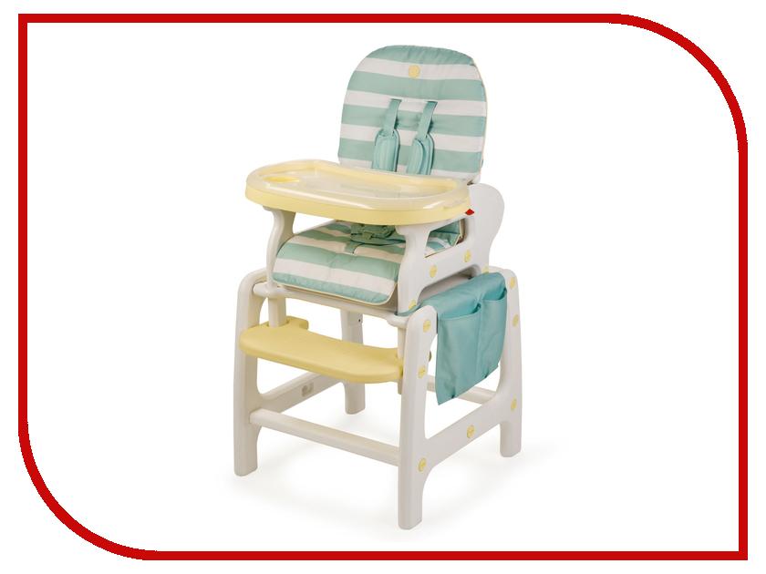 Стул Happy Baby Oliver V2 Blue 4650069782438